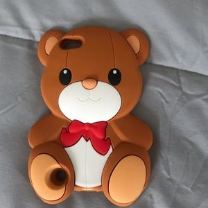 iPod touch bear case 🧸